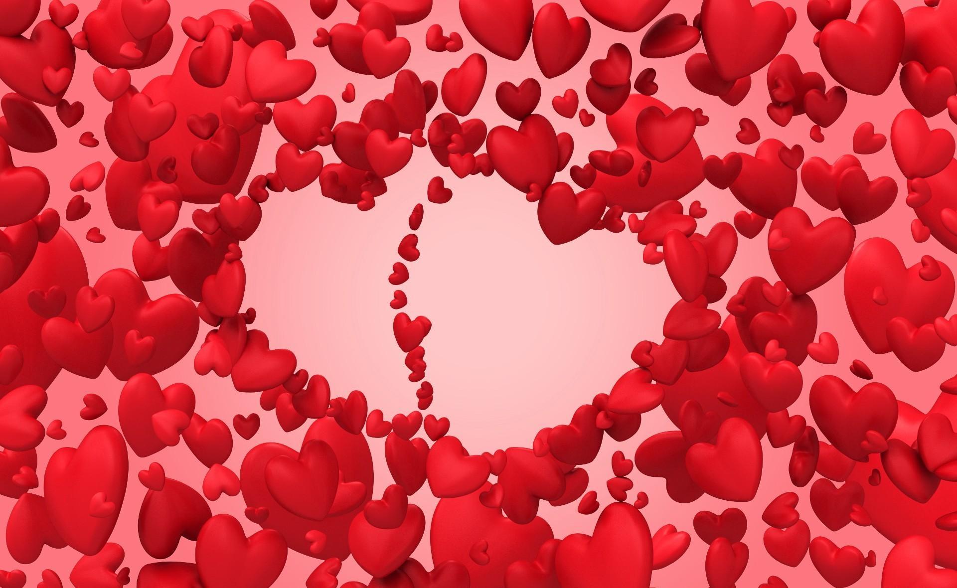 Die besten Valentinstag-Hintergründe für den Telefonbildschirm