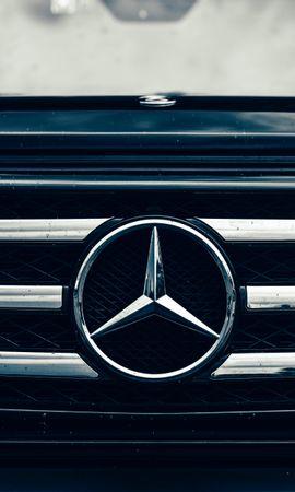 120026 télécharger le fond d'écran Voitures, Mercedes, Une Voiture, Machine, Emblème, Signe - économiseurs d'écran et images gratuitement