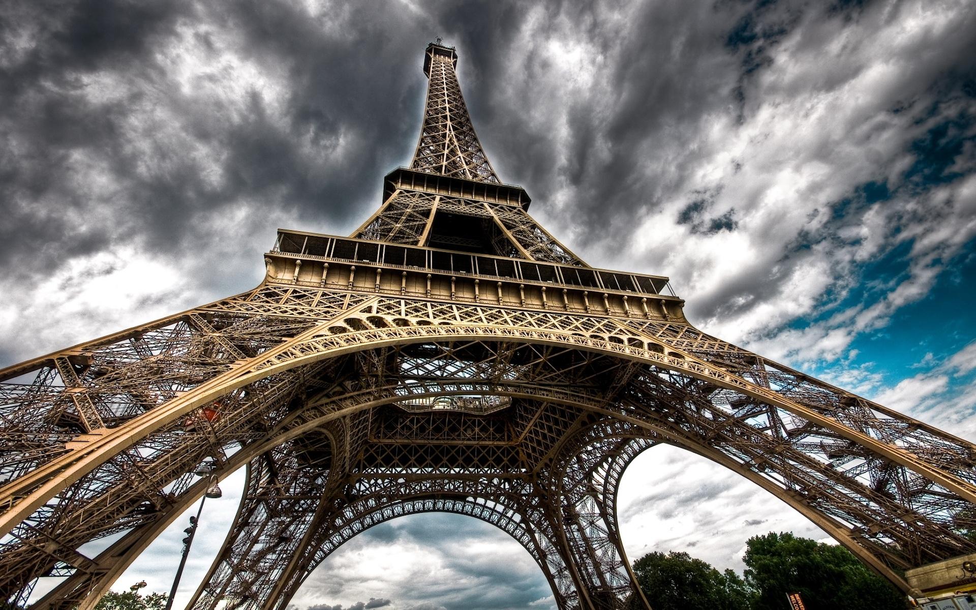 29263 скачать обои Пейзаж, Архитектура, Эйфелева Башня - заставки и картинки бесплатно