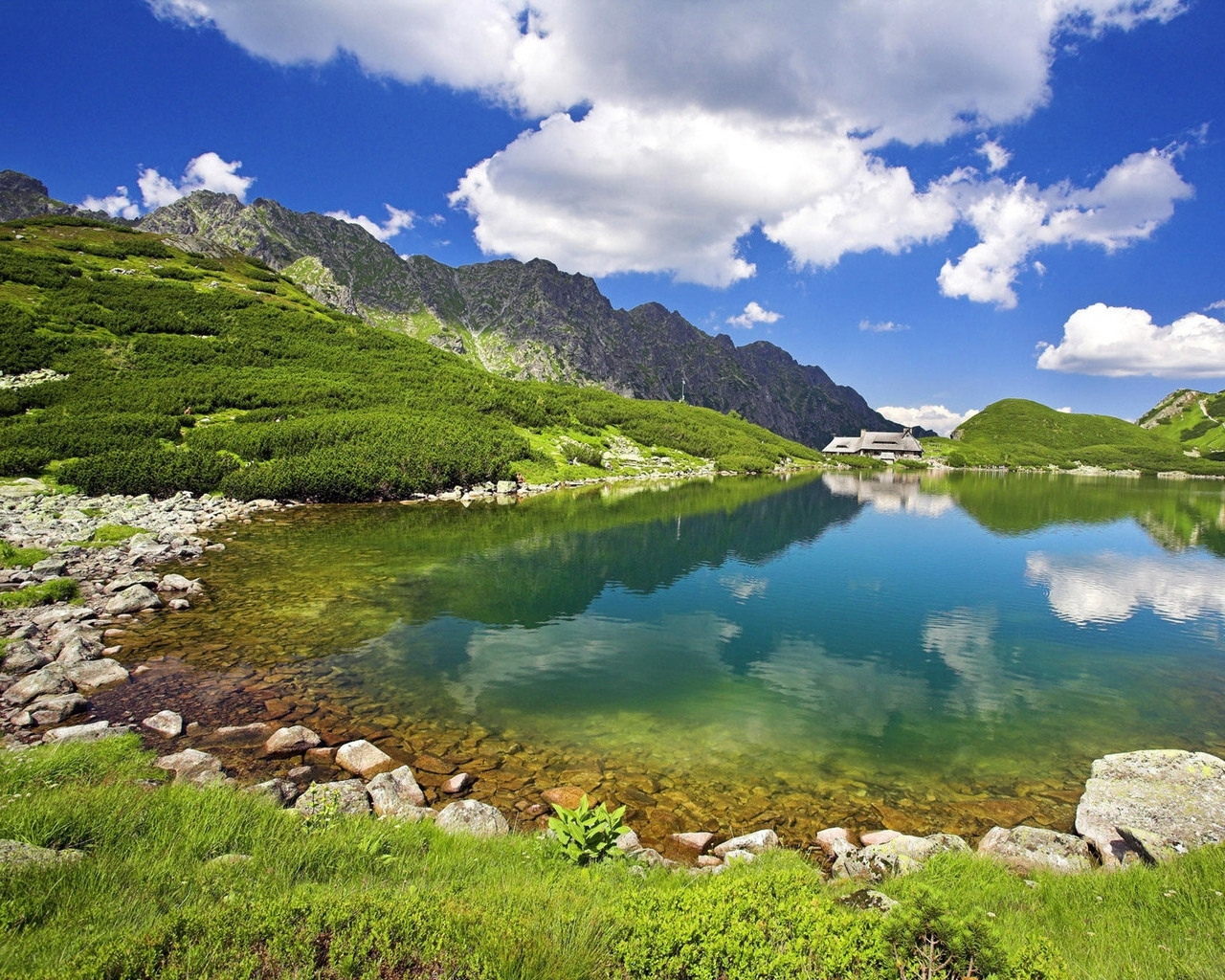 49 download wallpaper Landscape, Nature, Water, Sky screensavers and pictures for free