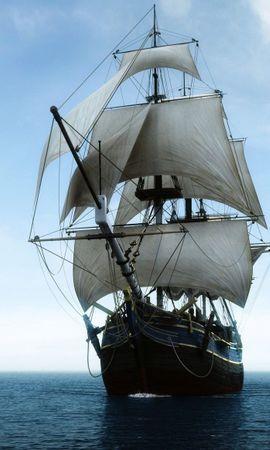 7605 descargar fondo de pantalla Transporte, Barcos, Mar: protectores de pantalla e imágenes gratis