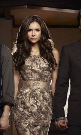 49139 download wallpaper Cinema, People, Vampire Diaries screensavers and pictures for free