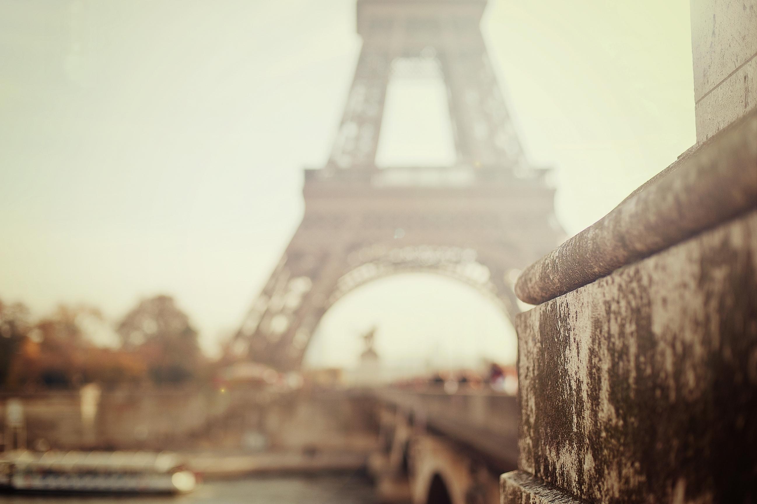 151029 télécharger le fond d'écran Ville, Paris, Bokeh, Boquet, Mise Au Point, Se Concentrant, Flou, Lisse, Villes, Tour Eiffel - économiseurs d'écran et images gratuitement