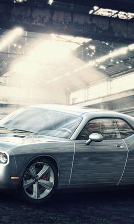 27436 скачать обои Транспорт, Машины, Dodge Challenger - заставки и картинки бесплатно