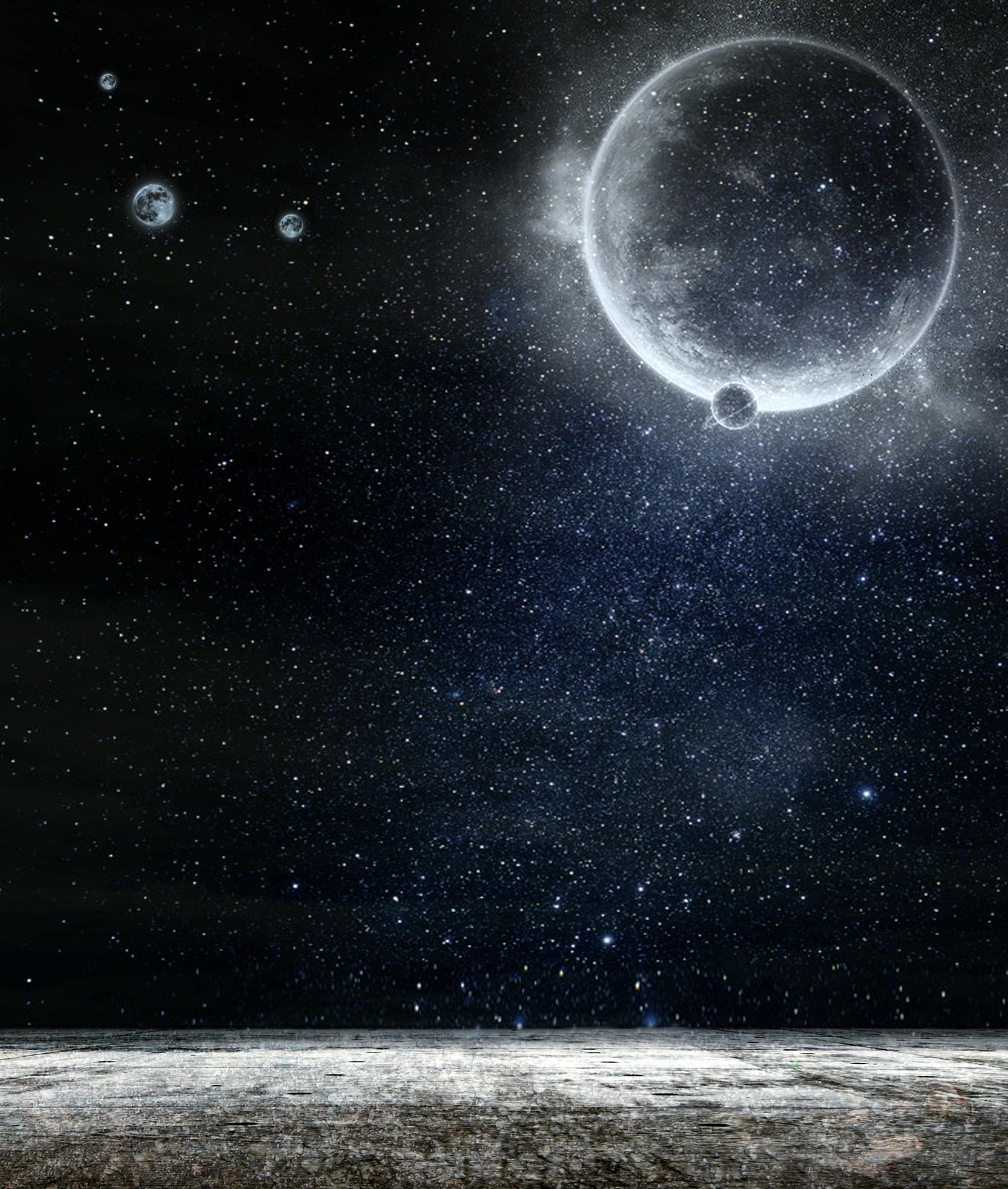 81704 скачать обои Космос, Звезды, Галактика, Планета - заставки и картинки бесплатно