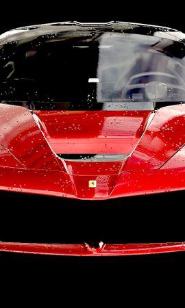 75013 télécharger le fond d'écran Voitures, Ferrari Laferrari, Ferrari, Voiture De Sport, Sportif, Vue De Face - économiseurs d'écran et images gratuitement