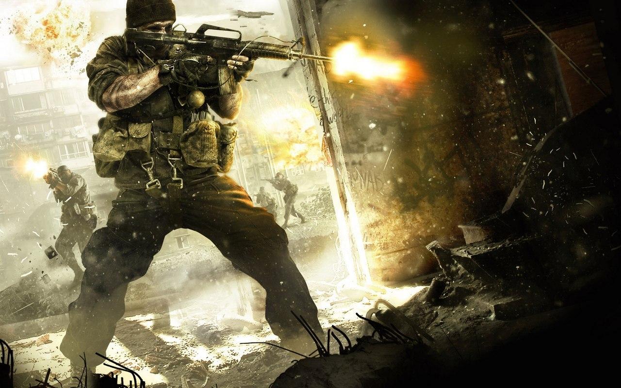 18030 Hintergrundbild herunterladen Spiele, Call Of Duty (Cod) - Bildschirmschoner und Bilder kostenlos