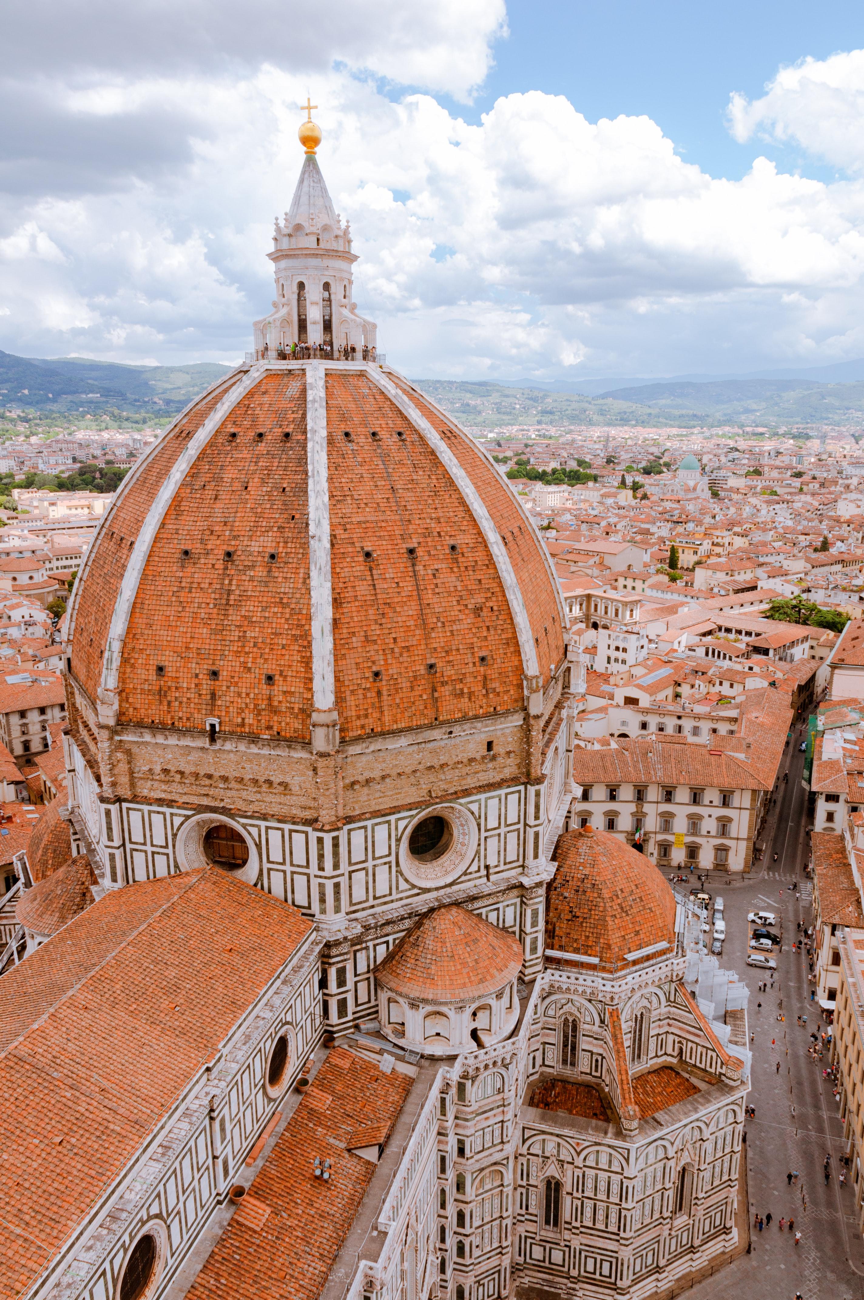 93034 免費下載壁紙 寺庙, 神殿, 城市, 佛罗伦萨, 意大利, 建筑 屏保和圖片