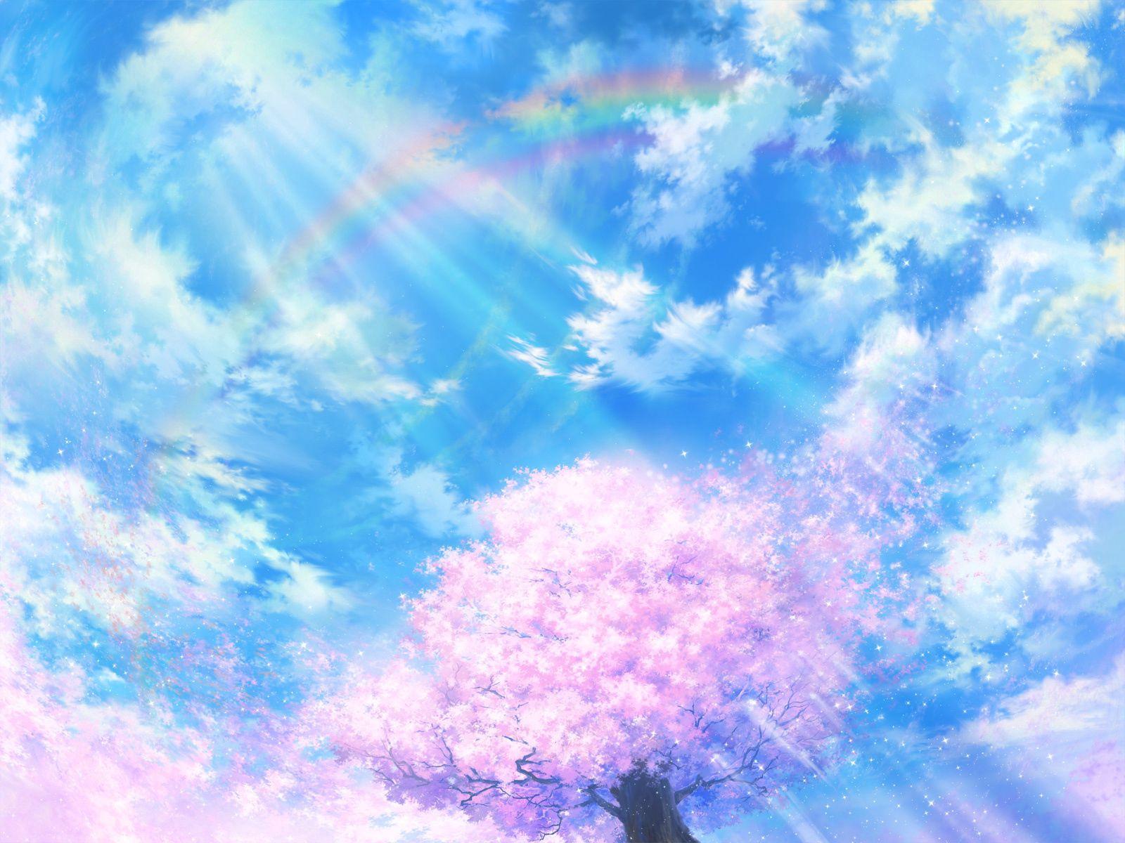 133540 télécharger le fond d'écran Abstrait, Briller, Lumière, Sakura, Bois, Arbre, Sky, Brillant - économiseurs d'écran et images gratuitement