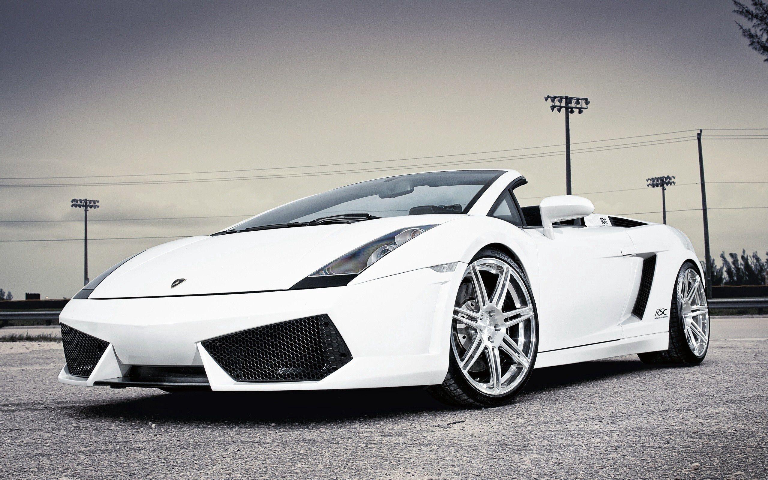 148318 descarga Blanco fondos de pantalla para tu teléfono gratis, Coches, Lamborghini Gallardo, Lamborghini, Automóvil Blanco imágenes y protectores de pantalla para tu teléfono
