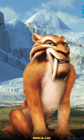 1812 скачать обои Мультфильмы, Ледниковый Период (Ice Age), Диего (Diego) - заставки и картинки бесплатно