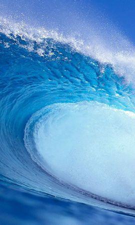 107764 скачать обои Природа, Волна, Серфинг, Море, Океан - заставки и картинки бесплатно