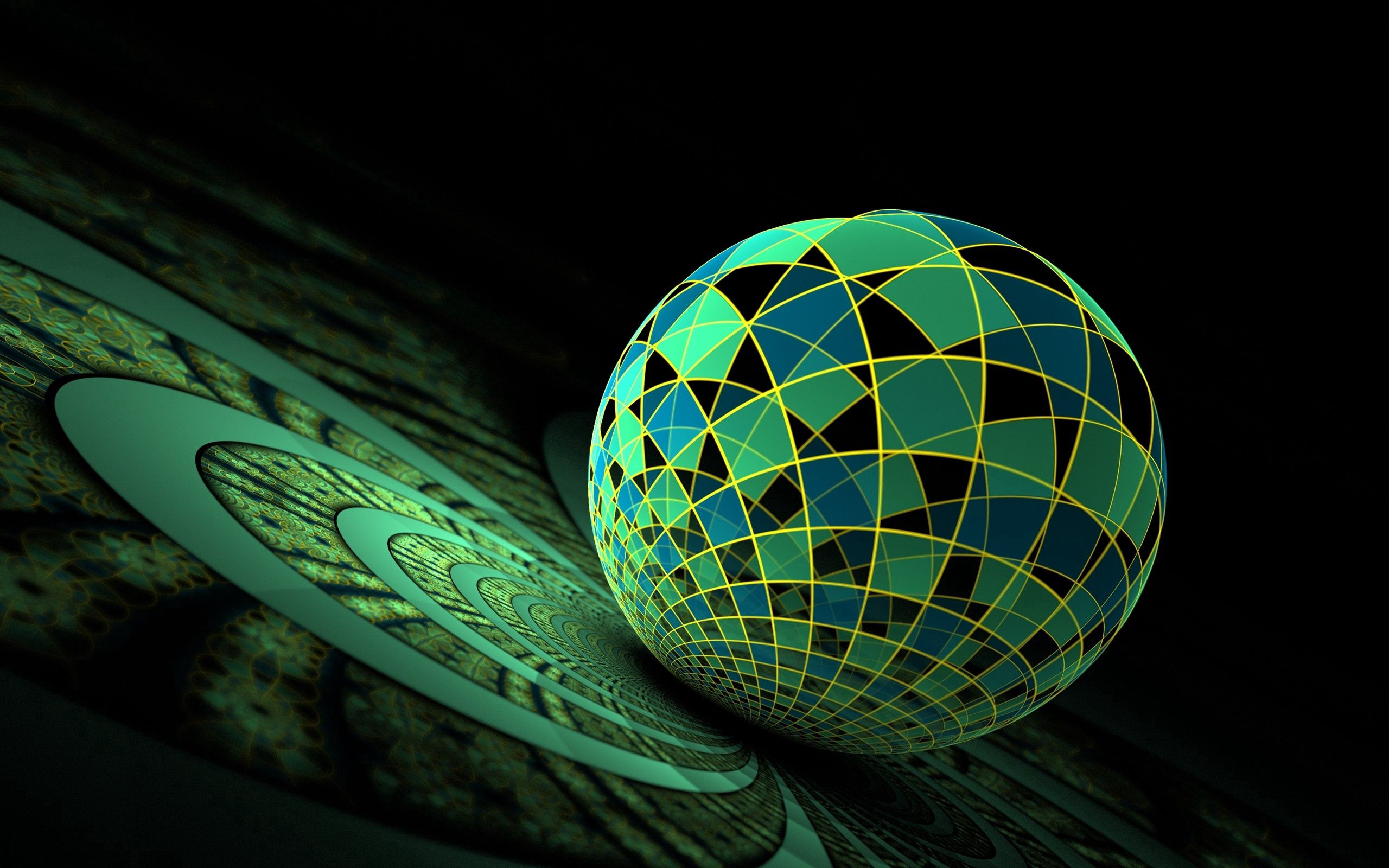 101972 download wallpaper Glass, Abstract, Background, Surface, Ball screensavers and pictures for free