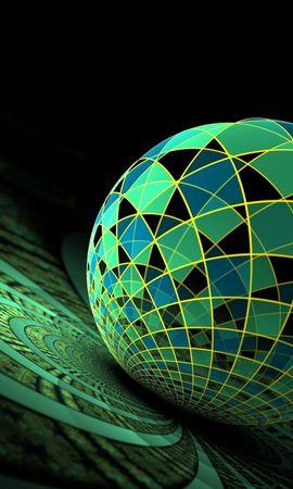 101972壁紙のダウンロード抽象, 玉, 球, ガラス, グラス, 表面, 背景-スクリーンセーバーと写真を無料で