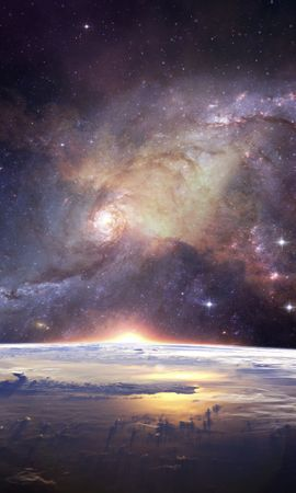 128148 download wallpaper Galaxy, Universe, Space, Stars screensavers and pictures for free