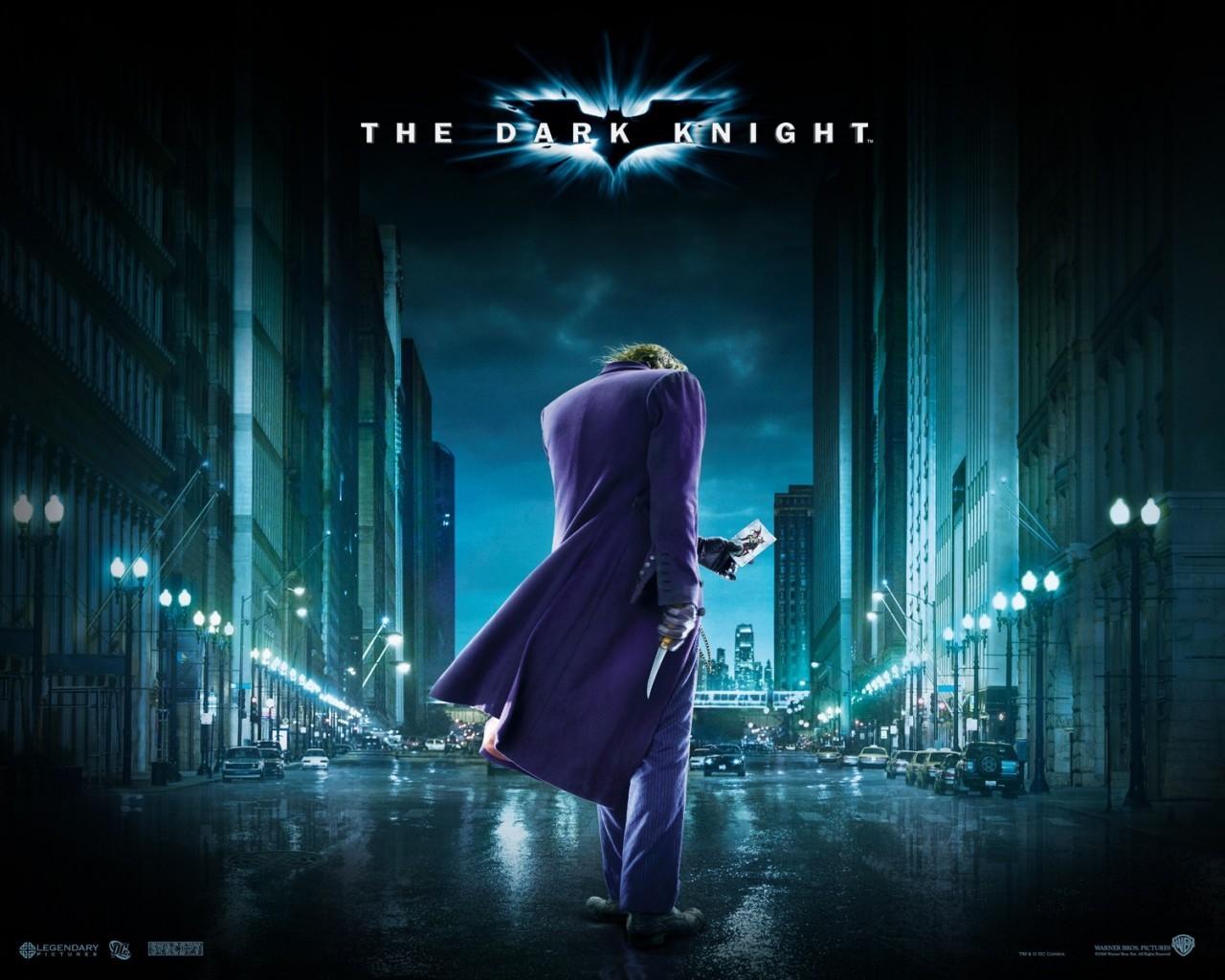Download mobile wallpaper Joker, Batman, Cinema, People for free.