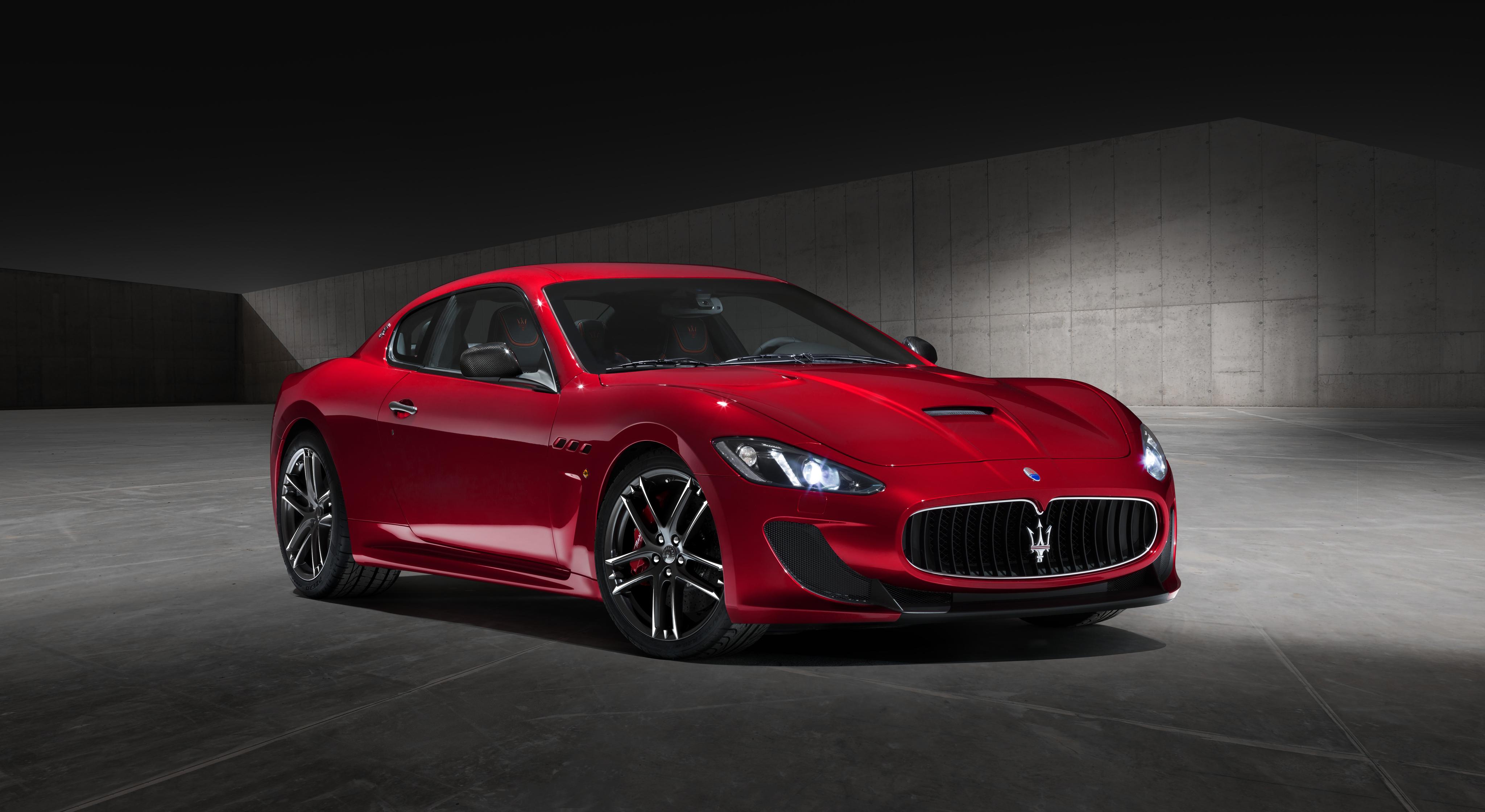 85229 Hintergrundbild herunterladen Maserati, Cars, 2014, Gran Turismo, Granturismo, Mc Stradale - Bildschirmschoner und Bilder kostenlos