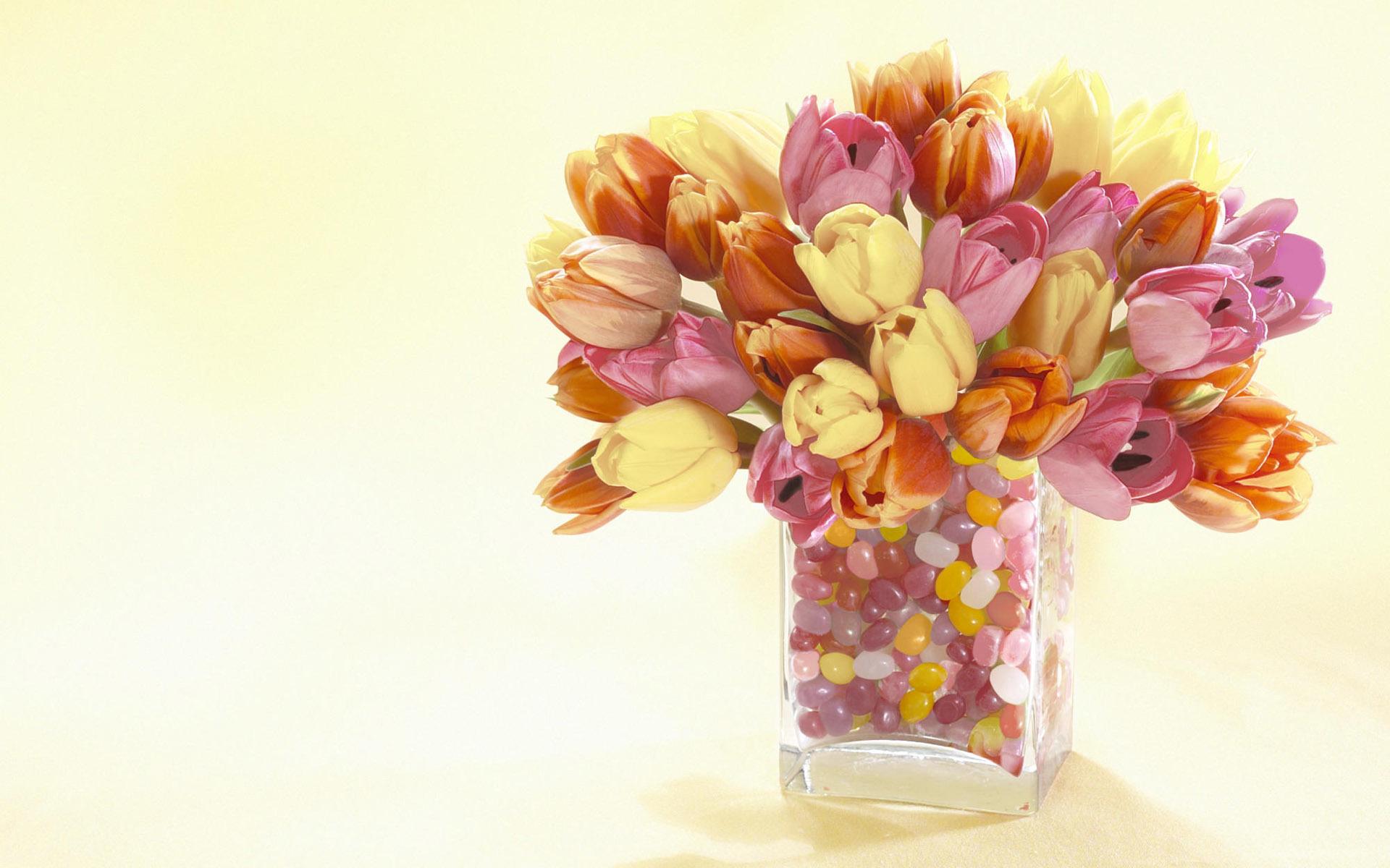 41008 скачать обои Растения, Цветы, Букеты - заставки и картинки бесплатно