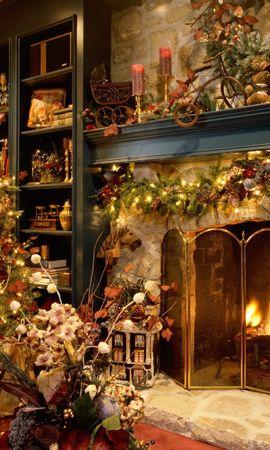 2205 скачать обои Праздники, Новый Год (New Year), Елки, Рождество (Christmas, Xmas) - заставки и картинки бесплатно