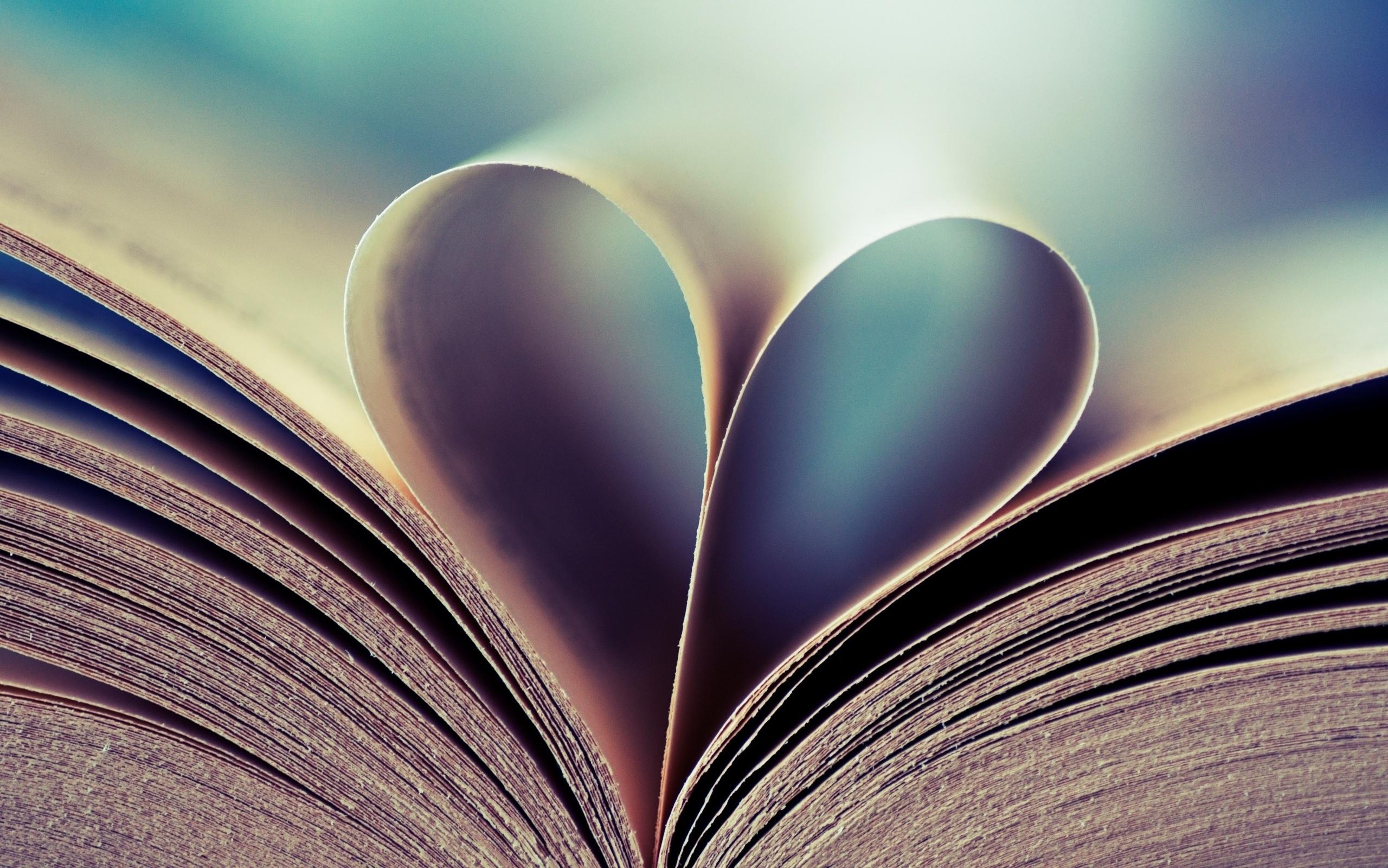 46093 скачать обои Сердца, Объекты, Книги - заставки и картинки бесплатно