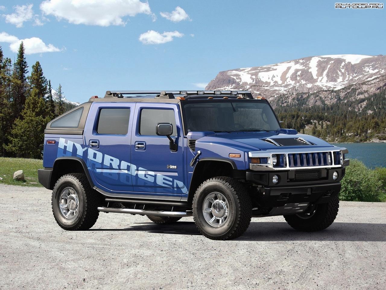 11064 скачать обои Транспорт, Машины, Хаммер (Hummer) - заставки и картинки бесплатно
